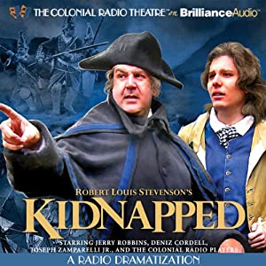 Robert Louis Stevenson's Kidnapped Radio/TV Program
