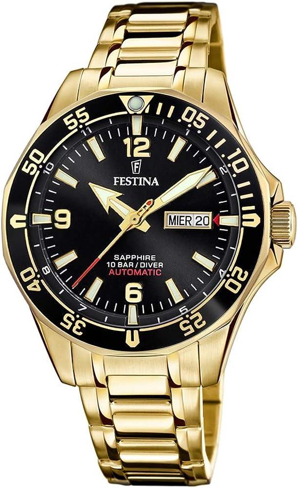 Festina F20479/4 Reloj Automático para Hombres