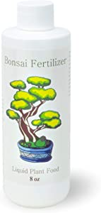 Bonsai Fertilizer | Plant Food For Live Bonsai Tree in Pots | Starter Kit | Grow Care | Formulated for Indoor Plants by Plants for Pets