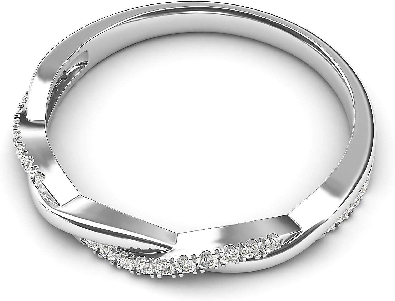 Beautiful Hand Cut Rose Gold Sterling Silver Bangle #1396