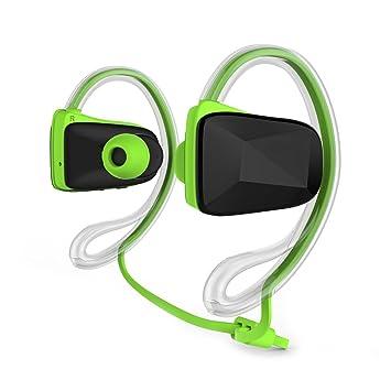 plxgsports impermeable sudor auricular inalámbrico bluetooth 4.0 auriculares estéreo Música con NFC Dual Respuesta y el