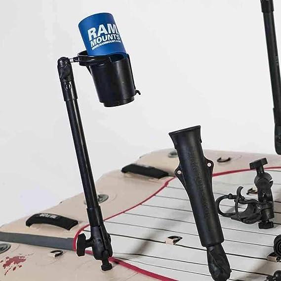 Ram Mount Ram B 132bu Halterung Für Navigationssysteme Schwarz Blau Ram Mounts Sport Freizeit
