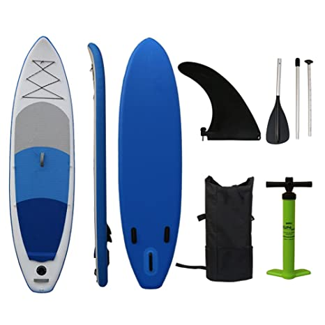 "wmaot 11 X32 ""x6 Stand Up Paddle Tabla inflable de surf iSUP compris"