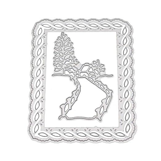 XNBZW - Plantillas de Corte para álbumes de Recortes, Acero ...
