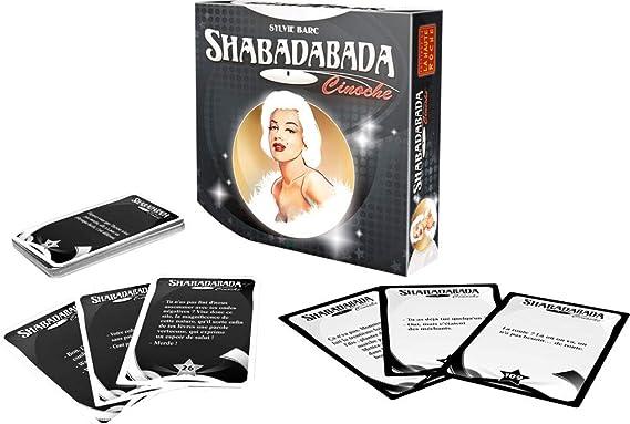 Asmodee - Lhrshab01 - Shaba daba Duo: Amazon.es: Juguetes y juegos