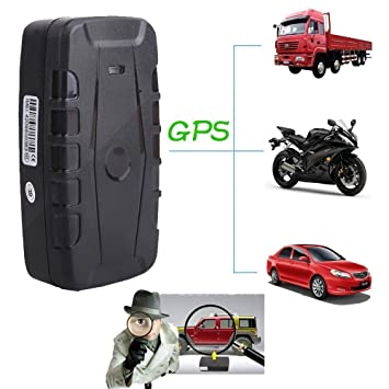 Coche GPS Tracker Localizador para Vehical potente im¨¢n libre instalaci¨®n libre Fee vida plataforma 1?wmah impermeable GPRS seguimiento de tiempo en ...