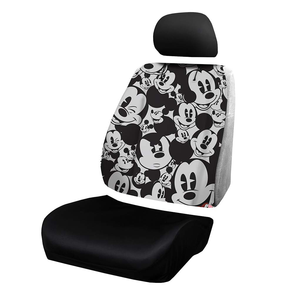 Plasticolor 001581R01 Mickey Mouse Expressions Floor Mat Set