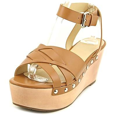 a58b1ec5887b Marc Fisher Womens Camilla Open Toe Casual Platform Sandals