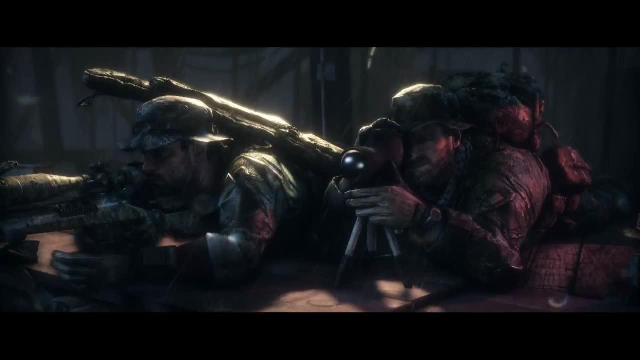 Medal of Honor: Warfighter (Seal Team 6 Training: Spec Ops)