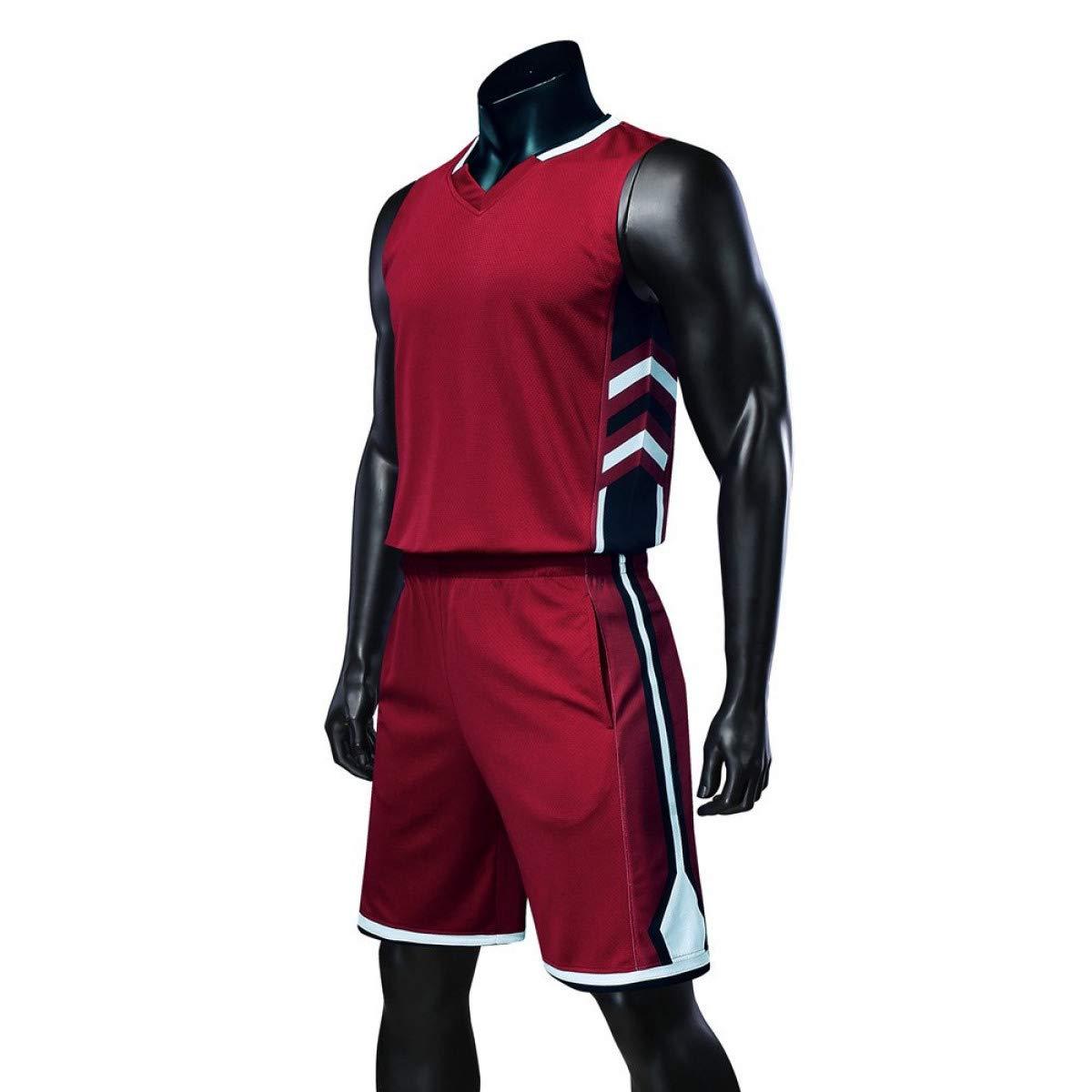 Men Women Blank Team Basketball Jerseys Sets Sports Kit Training Suits Shirts
