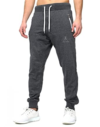Akito Tanaka Jogging Coton Homme 337 Gris  Amazon.fr  Vêtements et  accessoires d763e86e1da