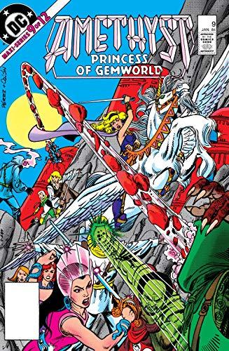 Amethyst: Princess of Gemworld (1983-1984) #9