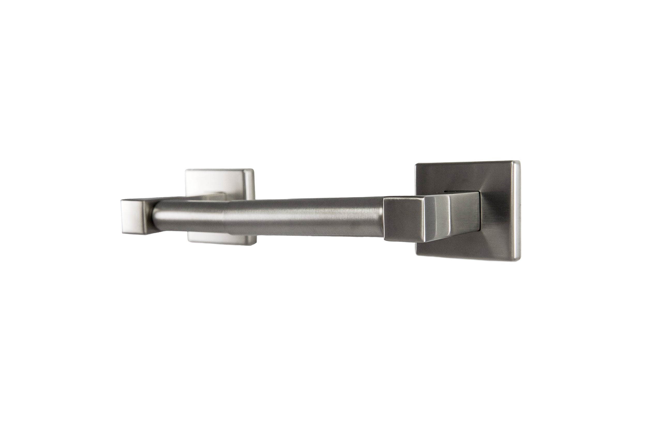 Preferred Bath Accessories 1008-BN-T Primo Collection Traditional Toilet Paper Holder, Brushed Nickel