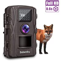 Baberdicy 12-Megapixel 1080p Game and Trail Camera