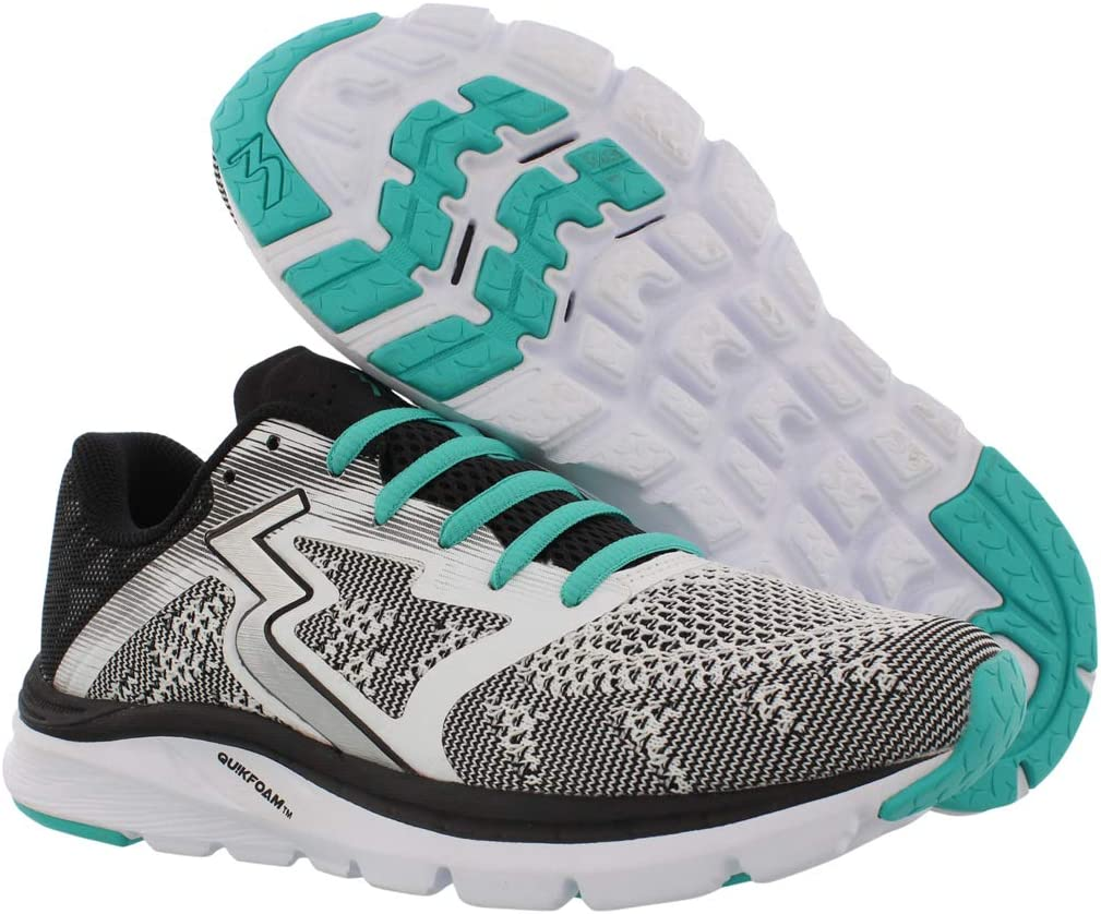 361 Women's Spinject Running Shoe White