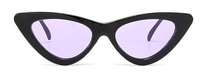 defd486816fb nboba cute sexy retro cat eye sunglasses women small black white 2018 triangle  cheap sun glasses