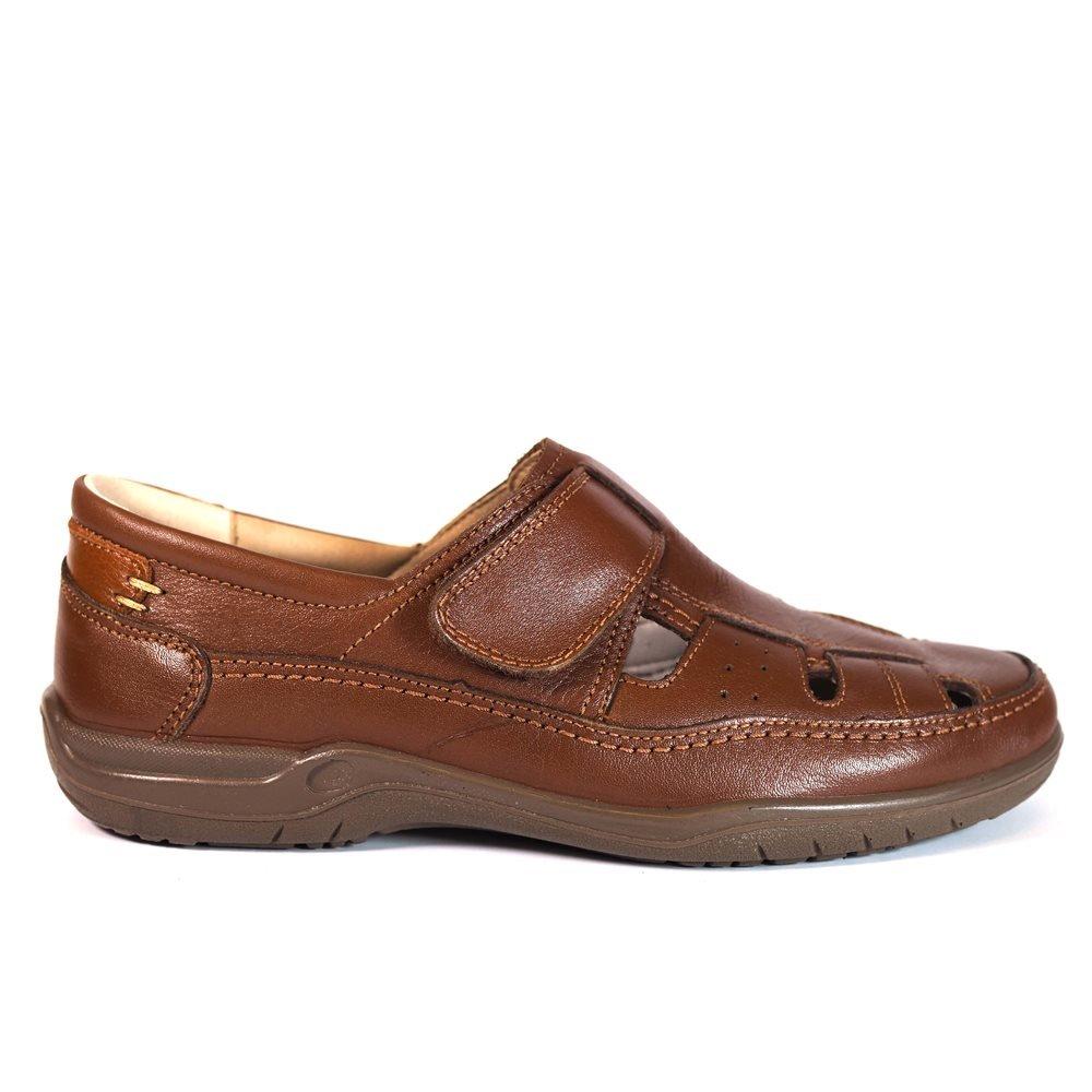 Sandalias LUISETTI 19501 Coñac 40 EU Marrón Zapatos de moda en línea Obtenga el mejor descuento de venta caliente-Descuento más grande