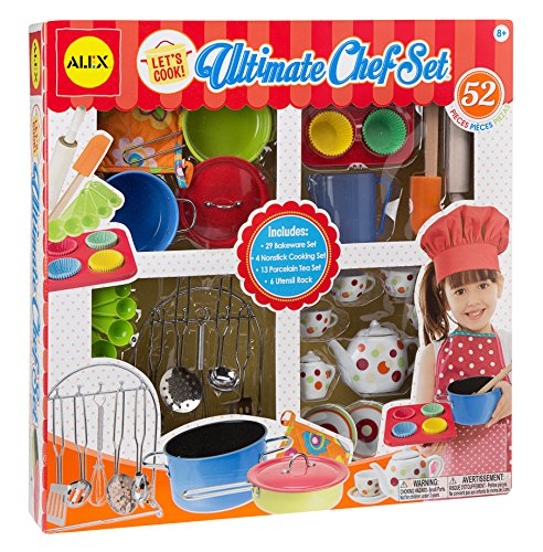 ALEX Toys Let's Cook Ultimate Chef Set -
