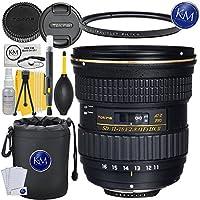 Tokina 11-16mm f/2.8 PRO DX-II Lens for Nikon F + Essential Lens Bundle