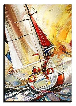 90x60cm Ölgemälde Handgemalt Leinwand Signiert G00351 Salvador Dali