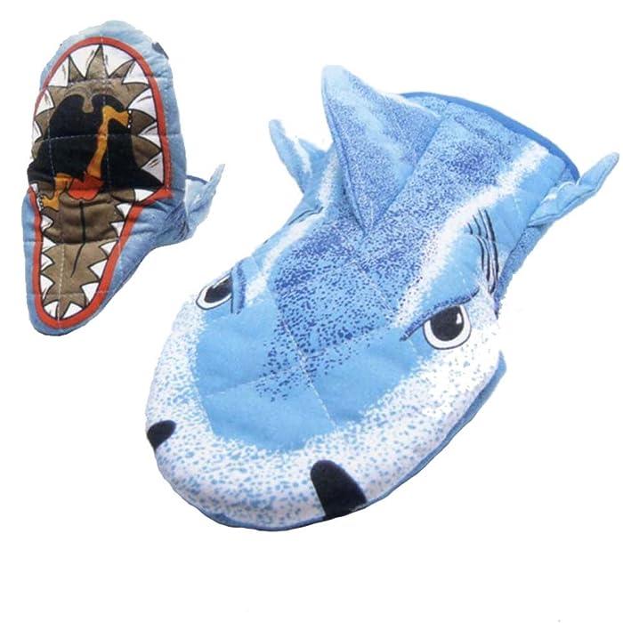 Animal oven mitt shark (japan import)