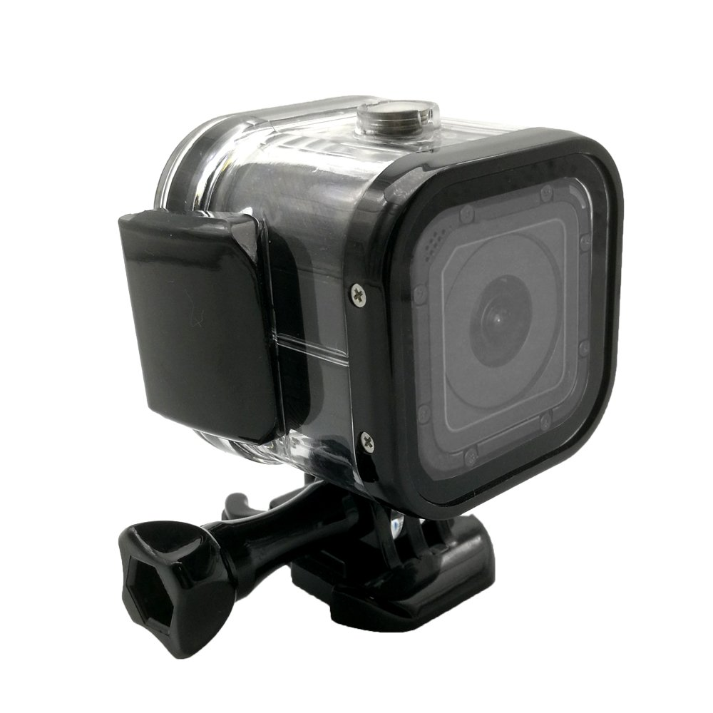 60m Diving Case for GoPro Hero4 Session HERO 5 SESSION Hero Session Camera,Waterproof Gopro session 4 5 Housing by Nechkitter