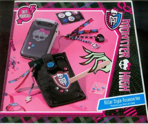 Monster High Creative killer phone accessories