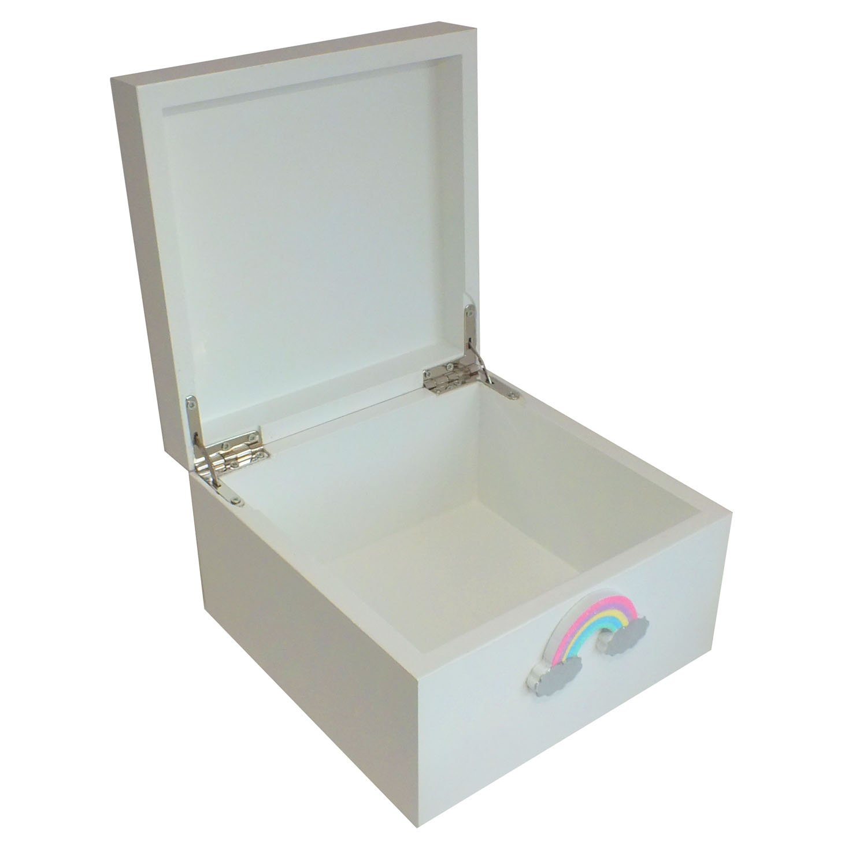 Girls Kids Unicorn Magic Jewellery Keepsake Box Magical Keepsakes