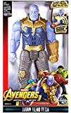 "TENDERFEET Original Avengers Toys Avemgers Super Hero Figure 12"" Inches with Speech Sound Effects ( Thamos )"