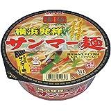 ヤマダイ 凄麺 横浜発祥サンマー麺 113g×12個