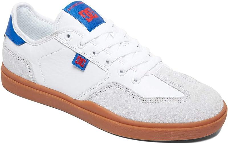 DC Shoes Vestrey Sneakers Herren Weiß/Blau/Gum