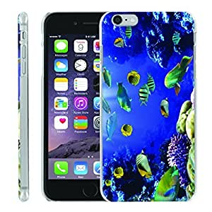 [ManiaGear] [SLIGHT] Thin Clip On Image Shell Cover Hard Case (Under the Sea) for Iphone 6 PLUS (5.5)