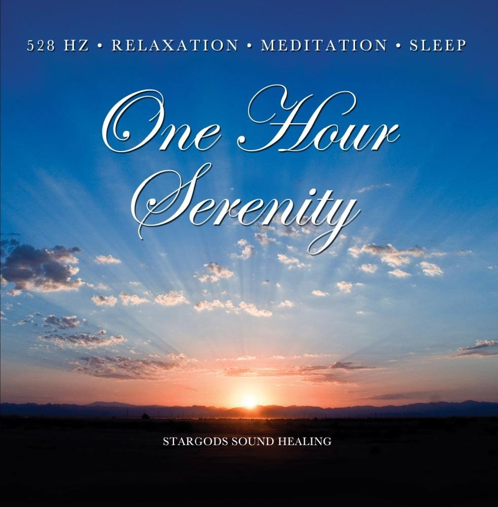One Hour of Pure Serenity 528 Hz Love Frequency Relaxation, Meditation,  Sleep