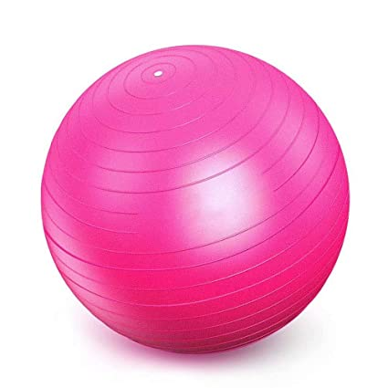 Amazon.com: YKXY Balance Ball with Free Air Pump for Home ...