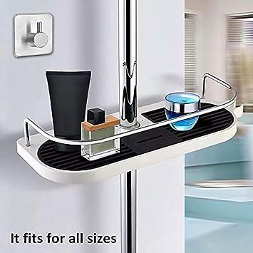 Ungleiche Leistung Jring Ohne Bohren Dusche Ablage Badezimmer.. Praktisch Duschablage Für Die Duschstange