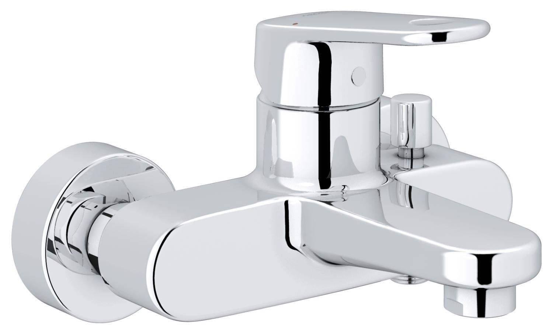 GROHE Europlus | Wanne - Einhand-Wannenbatterie | 33553002: Amazon ... | {Badewannen armaturen grohe 49}