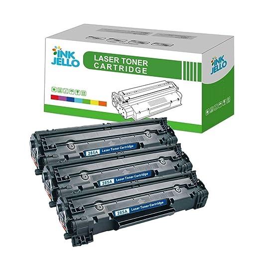 InkJello - Cartucho de tóner Compatible para HP Laserjet Pro M1132 ...