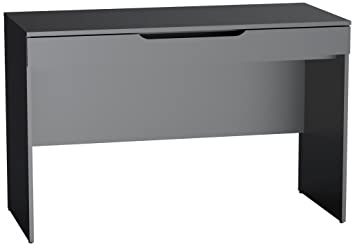 best authentic a1efc 605d8 Nexera Next Desk in Black: Amazon.co.uk: Kitchen & Home