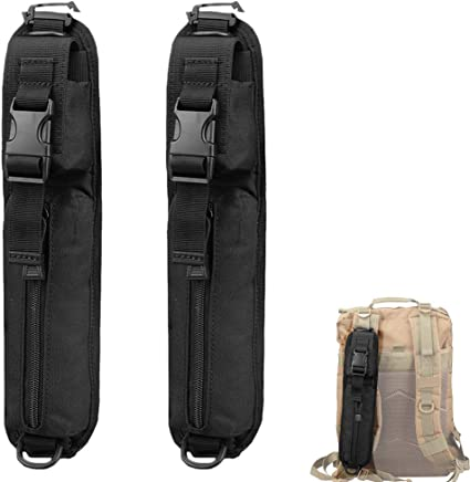 Tactical Molle Accessory Pouch Backpack Shoulder Strap Bag Hunting Tools Pouch