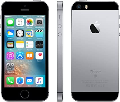 Apple iPhone SE 64GB 4G Gris - Smartphone (SIM única, iOS, NanoSIM, EDGE, GSM, DC-HSDPA, EVDO, HSPA +, UMTS, LTE): Amazon.es: Electrónica