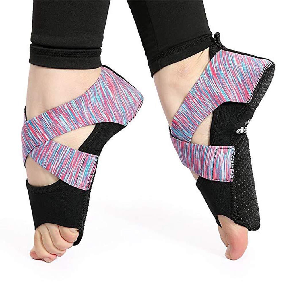 LuShmily - Zapatos de Yoga para Mujer, Antideslizantes ...