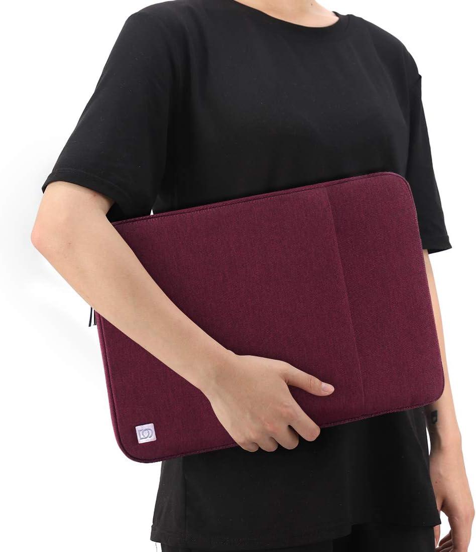 //Acer Swift,Braun DOMISO 15.6 Zoll Wasserdicht Laptop Sleeve Case Notebook H/ülle Schutzh/ülle Tasche Laptoptasche f/ür 15.6 HP 15//ThinkPad E575 T580//Lenovo IdeaPad S510//ASUS ROG Zephyrus S GX531