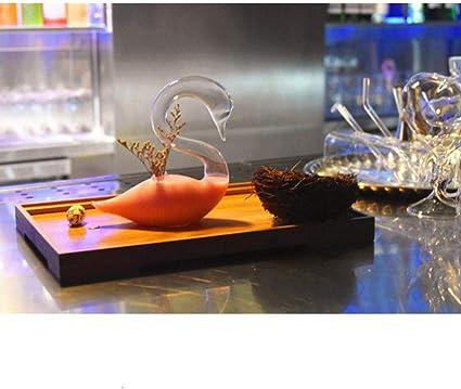 Creative Cup Originality Lover Swan Molécula de bricolaje ...