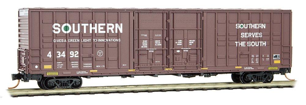 SRR 60 ' dbl-door Boxcar # 43492 B0792NQB88