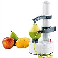 Pelapatate elettronico per frutta e verdura in acciaio inox