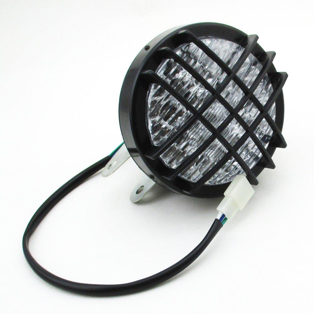 Kazuma 50cc Wiring Diagram