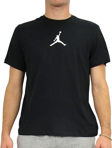 Jordan Jumpman Camiseta, Hombre, Black/White, XS: Amazon.es: Deportes y aire libre