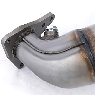 Exhaust Manifold Set for 07-12 GMC Canyon Chevrolet Colorado Isuzu i-290 2.9L