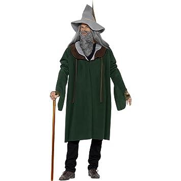 74fc1747d Disfraz de mago Gandalf bosque disfraz de mago M 48/50 diseño de ...