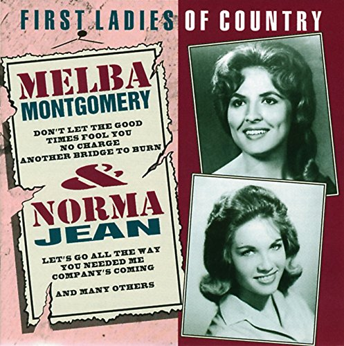 Melba Montgomery - Won't Take Long